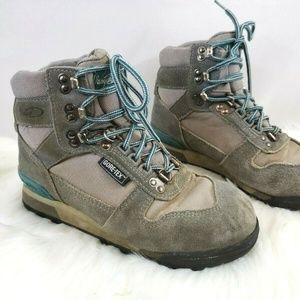 Vasque Gore Tex Waterproof Hiking Boots Size 8.5